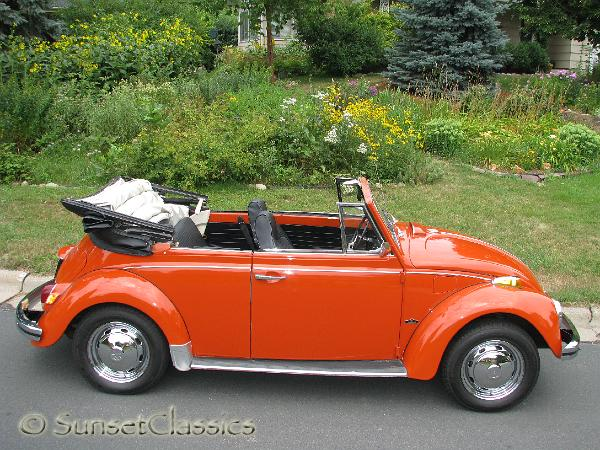 Volkswagen Beetle 1.2 1970 photo - 11