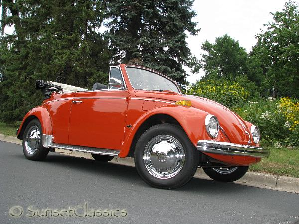 Volkswagen Beetle 1.2 1970 photo - 3