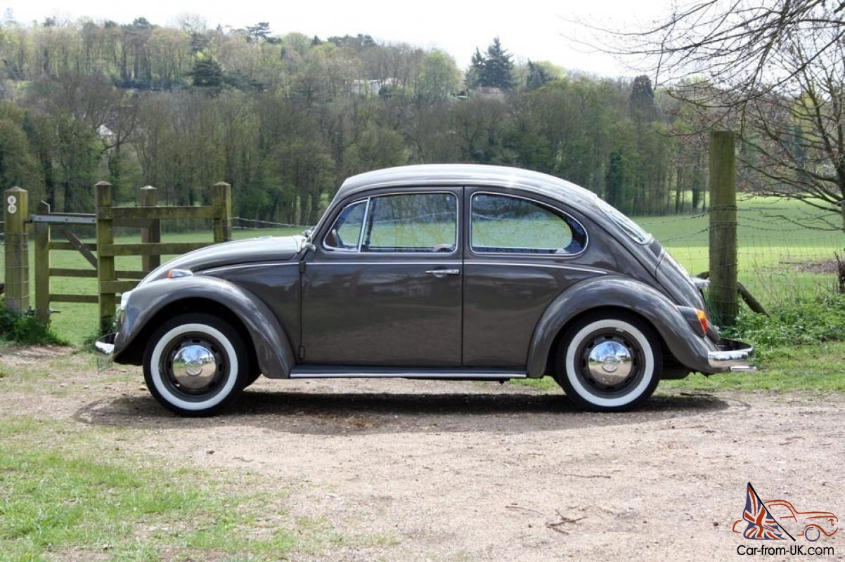 Volkswagen Beetle 1.2 1970 photo - 5