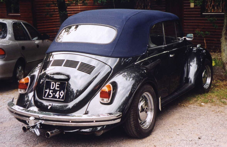 Volkswagen Beetle 1.2 1970 photo - 6