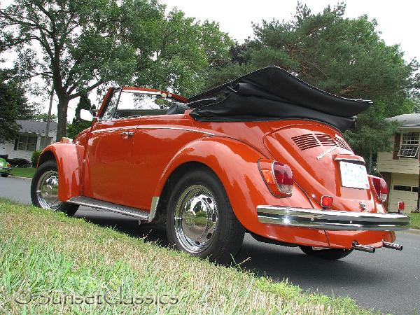 Volkswagen Beetle 1.2 1970 photo - 7