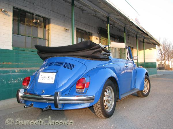 Volkswagen Beetle 1.2 1972 photo - 10