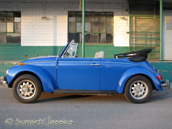 Volkswagen Beetle 1.2 1972 photo - 11