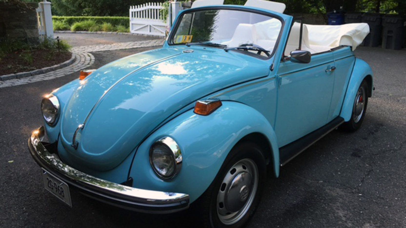 Volkswagen Beetle 1.2 1972 photo - 2