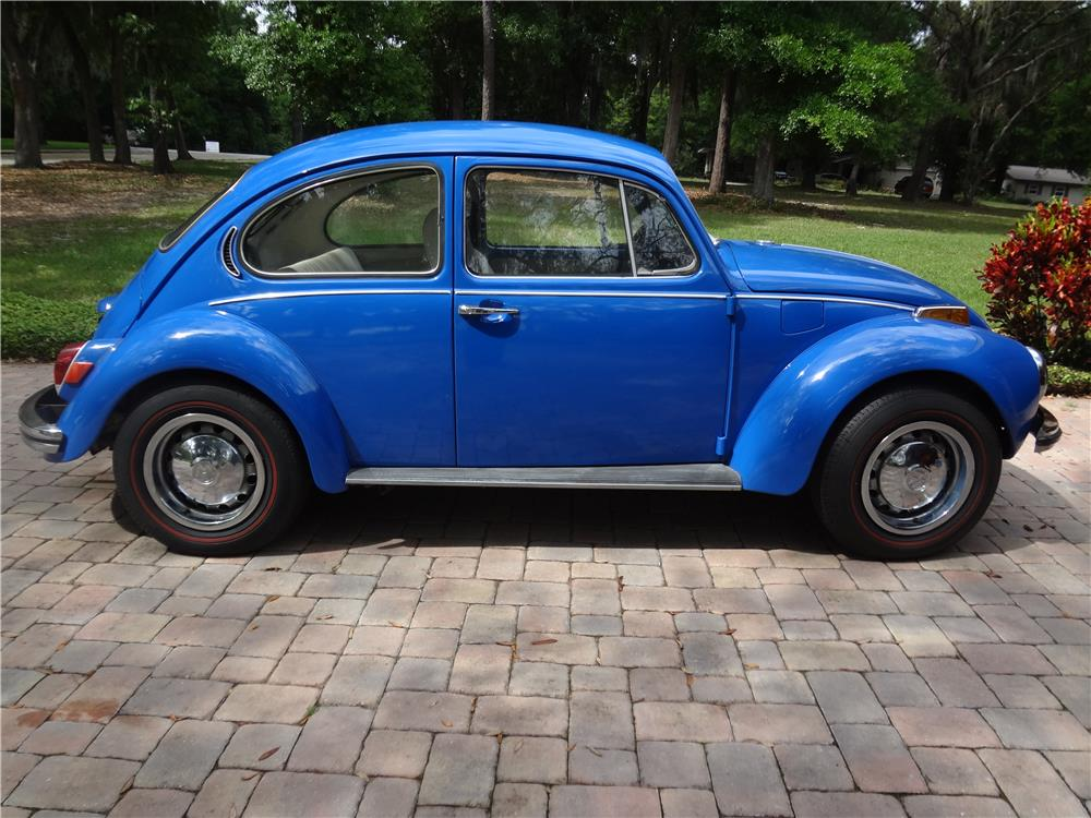 Volkswagen Beetle 1.2 1972 photo - 4