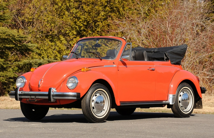 Volkswagen Beetle 1.2 1972 photo - 5
