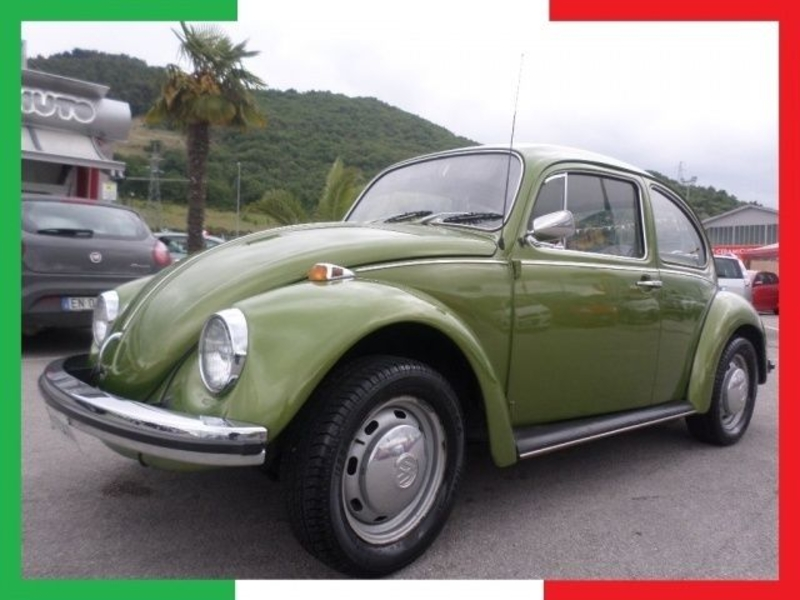 Volkswagen Beetle 1.2 1972 photo - 7