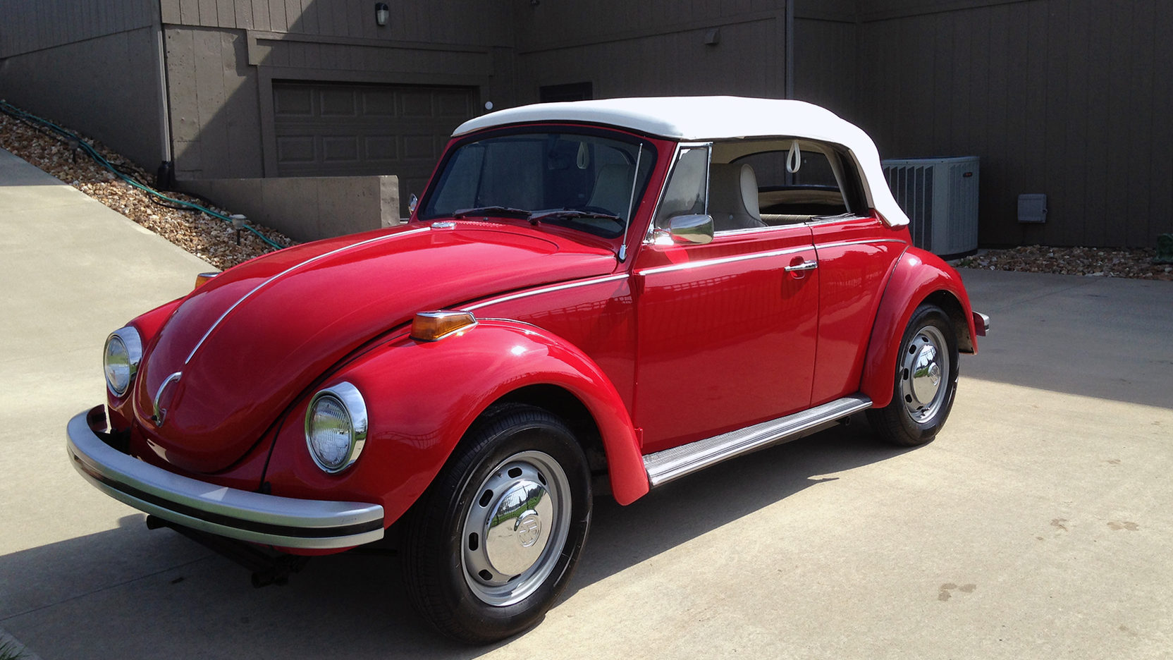 Volkswagen Beetle 1.2 1972 photo - 8