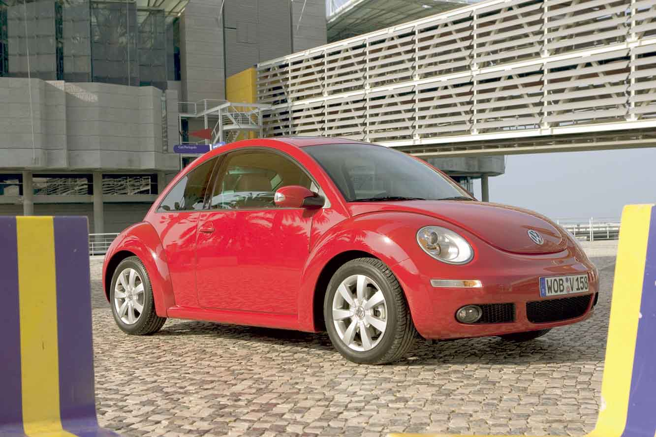 Volkswagen Beetle 1.2 2010 photo - 11