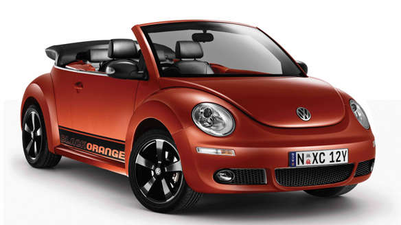 Volkswagen Beetle 1.2 2010 photo - 2