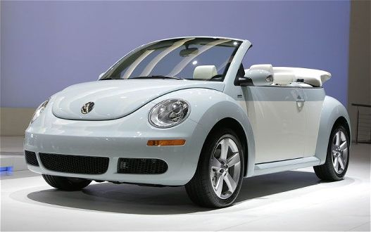 Volkswagen Beetle 1.2 2010 photo - 5