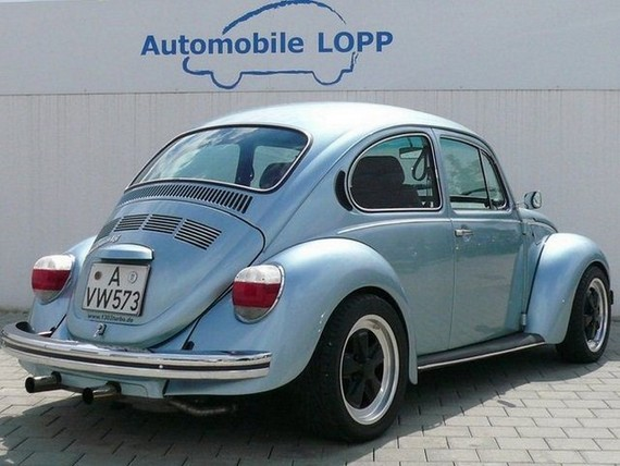 Volkswagen Beetle 1.3 1973 photo - 10