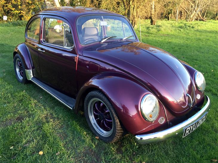 Volkswagen Beetle 1.3 1973 photo - 11