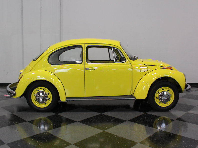 Volkswagen Beetle 1.3 1973 photo - 4