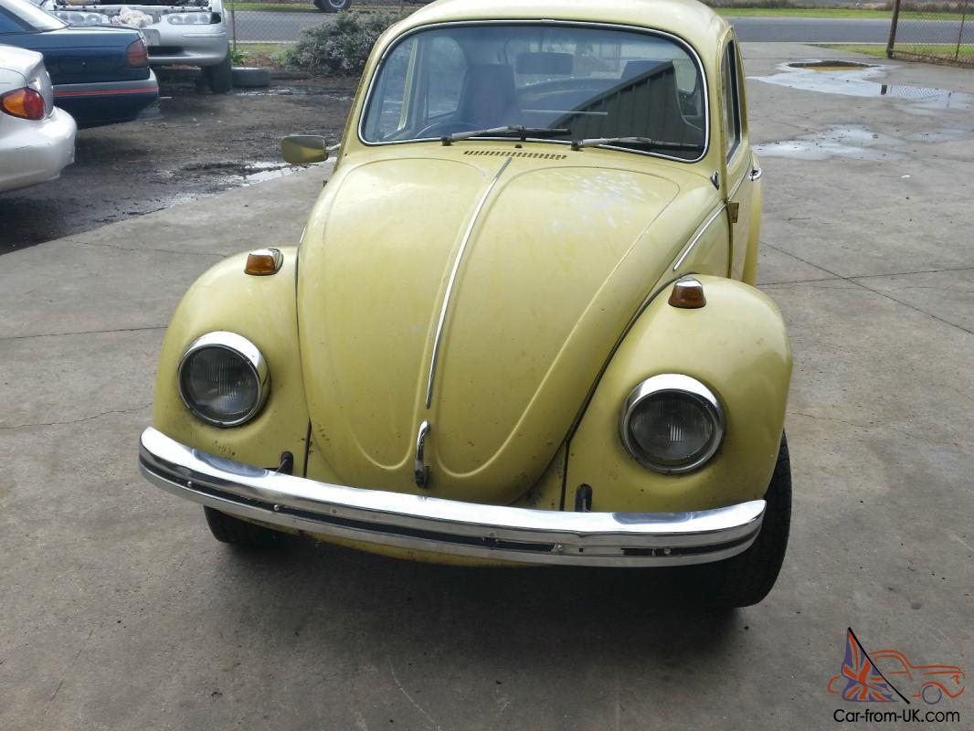 Volkswagen Beetle 1.3 1973 photo - 6
