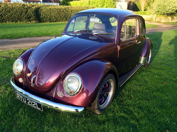 Volkswagen Beetle 1.3 1973 photo - 7