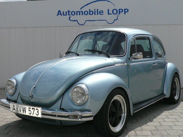 Volkswagen Beetle 1.3 1973 photo - 8
