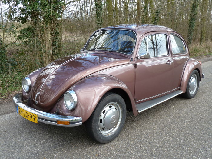 Volkswagen Beetle 1.3 1983 photo - 2