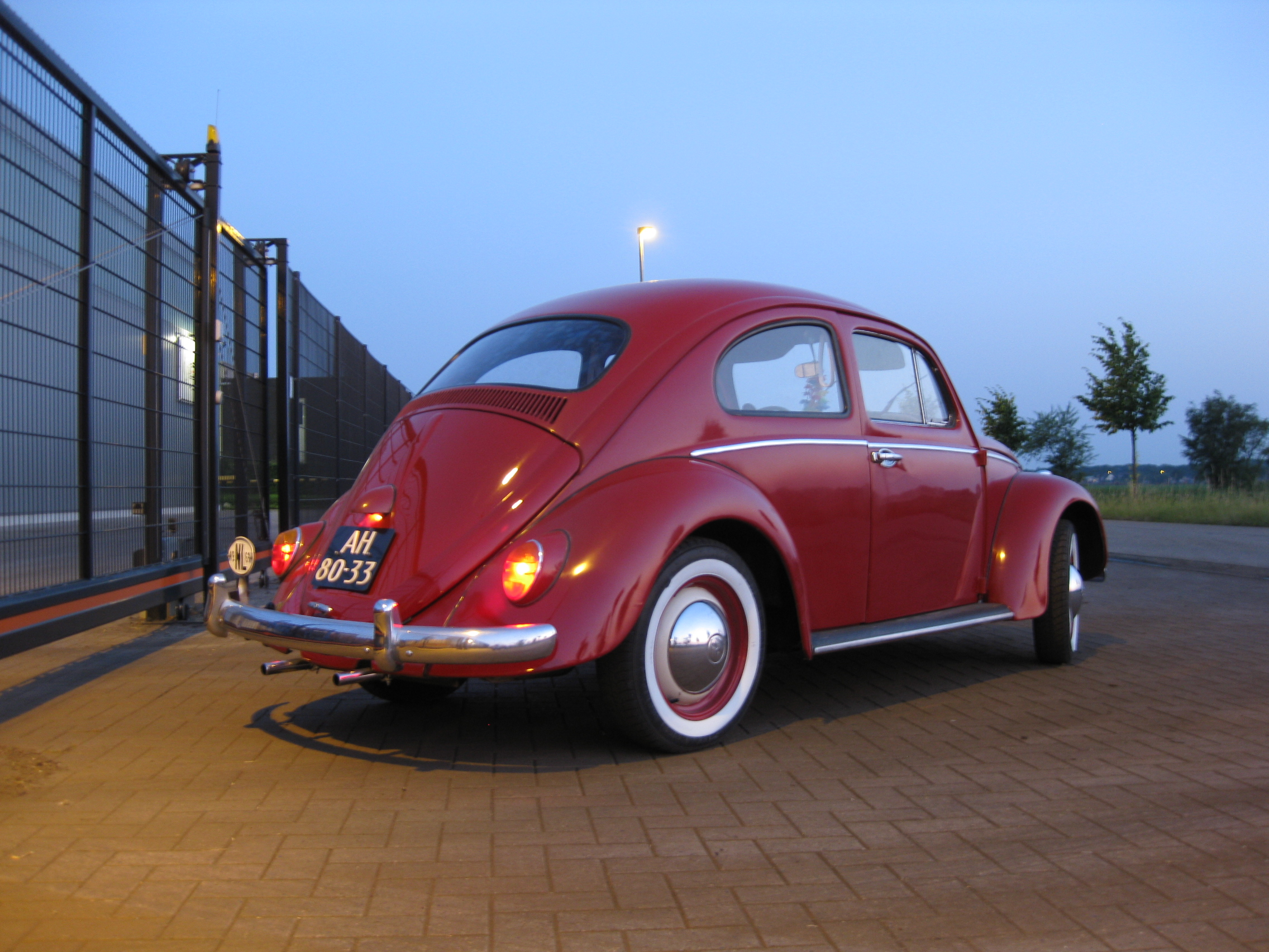 volkswagen beetle 1 5 1961 technical specifications. Black Bedroom Furniture Sets. Home Design Ideas