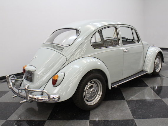 Volkswagen Beetle 1.5 1967 photo - 3