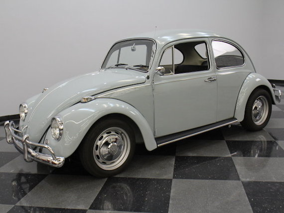 Volkswagen Beetle 1.5 1967 photo - 7