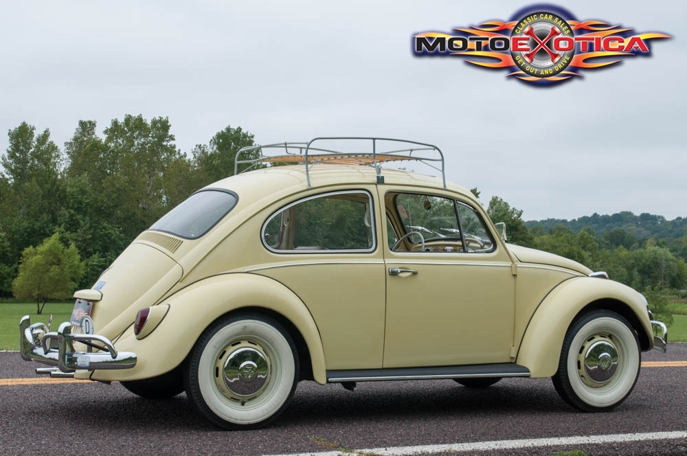 Volkswagen Beetle 1.5 1967 photo - 8