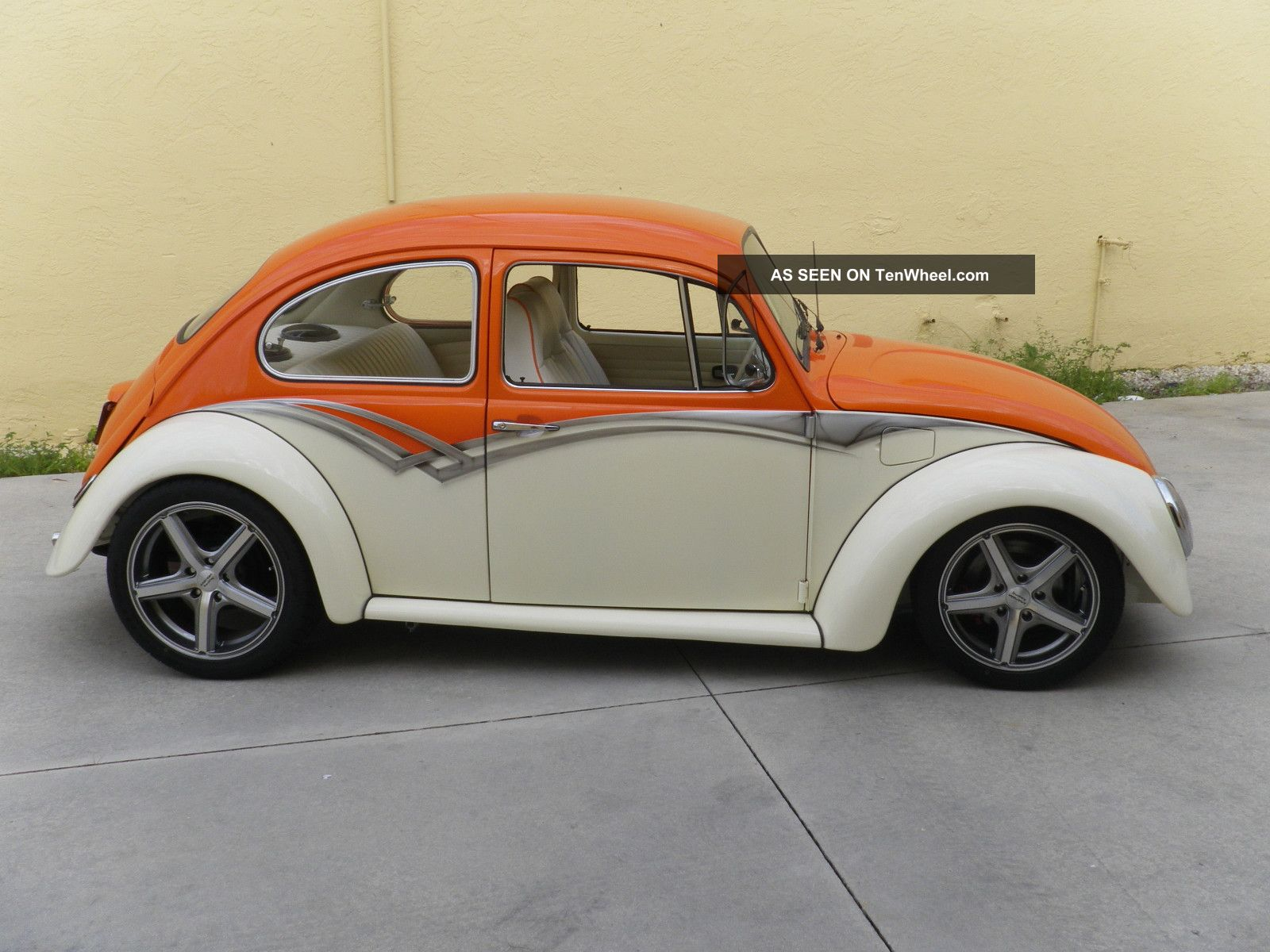 Volkswagen Beetle 1.5 1968 photo - 1