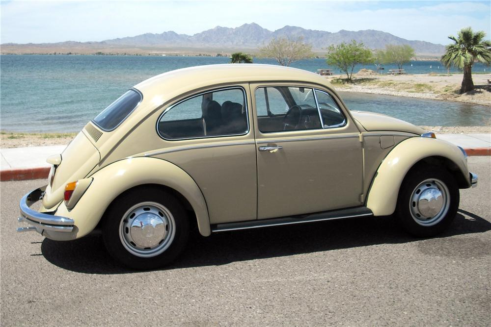 Volkswagen Beetle 1.5 1968 photo - 10