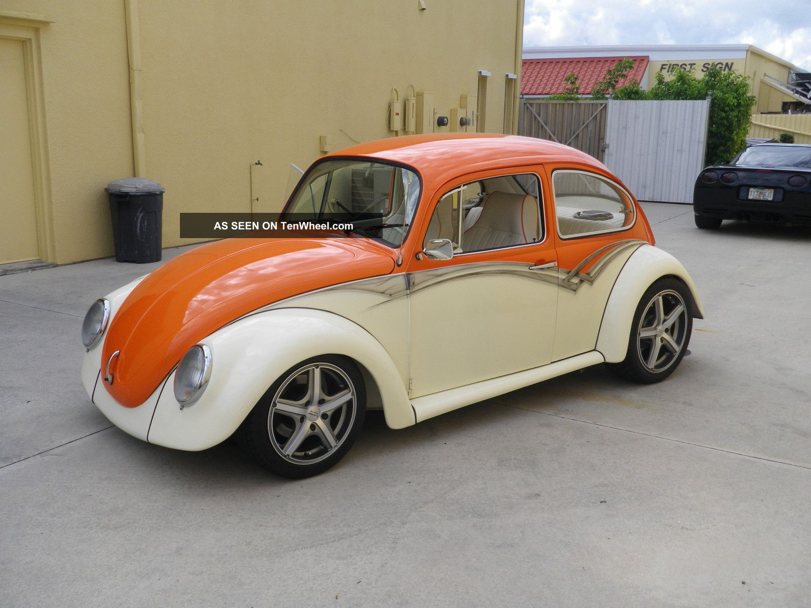 Volkswagen Beetle 1.5 1968 photo - 2