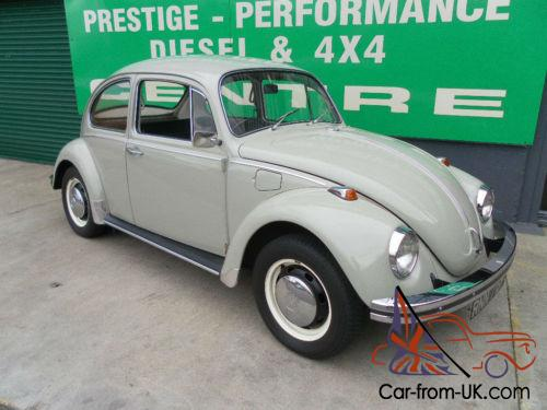 Volkswagen Beetle 1.5 1968 photo - 4