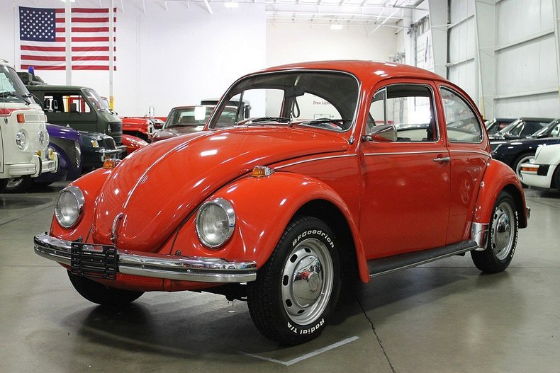 Volkswagen Beetle 1.5 1968 photo - 7