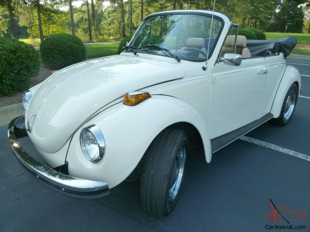 Volkswagen Beetle 1.6 1973 photo - 10