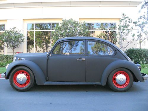 Volkswagen Beetle 1.6 1973 photo - 2