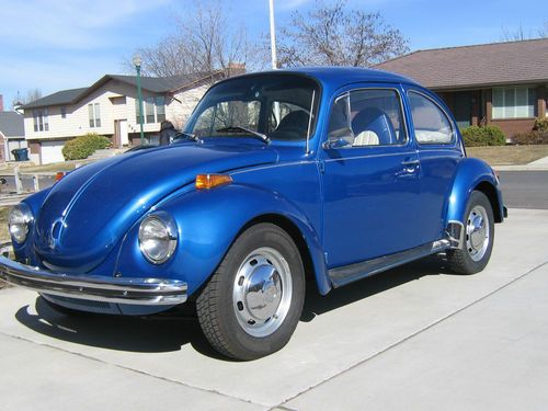 Volkswagen Beetle 1.6 1973 photo - 3