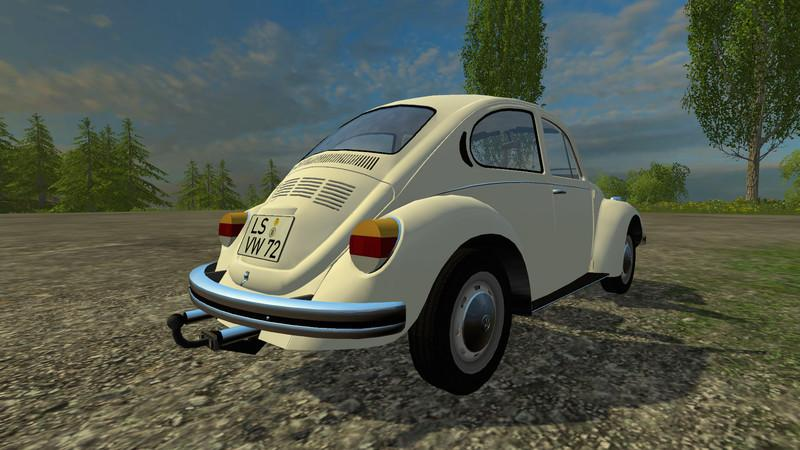 Volkswagen Beetle 1.6 1973 photo - 4