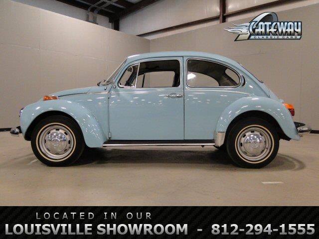 Volkswagen Beetle 1.6 1973 photo - 5