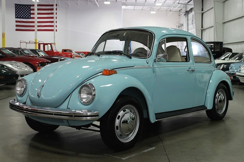 Volkswagen Beetle 1.6 1973 photo - 7