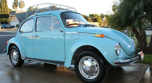 Volkswagen Beetle 1.6 1973 photo - 9