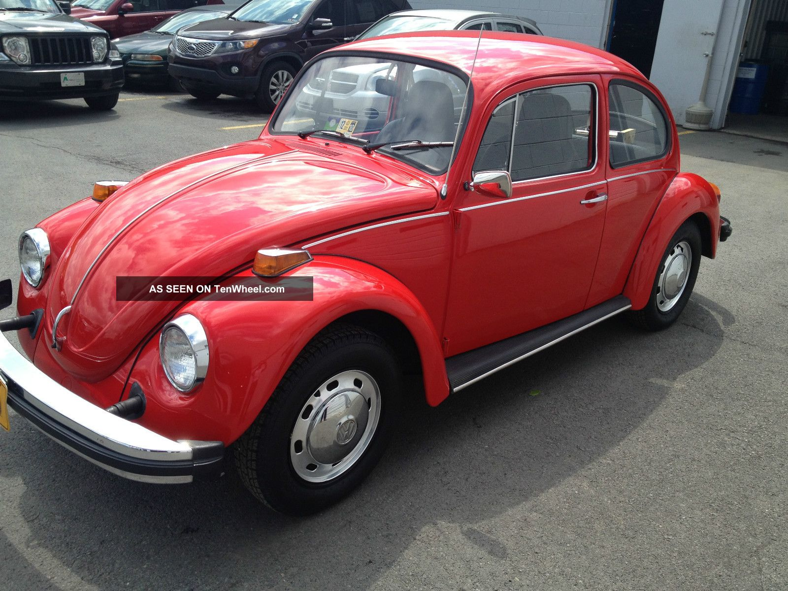 volkswagen beetle 1 6 1974 technical specifications. Black Bedroom Furniture Sets. Home Design Ideas