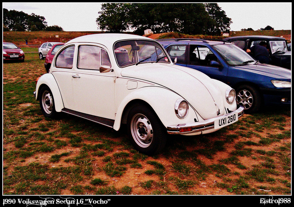 Volkswagen Beetle 1.6 1990 photo - 1