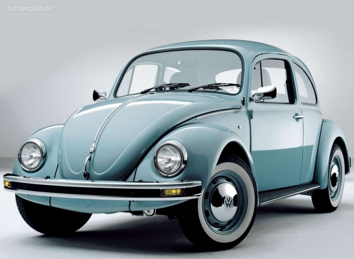 Volkswagen Beetle 1.6 1990 photo - 12