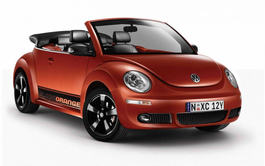 Volkswagen Beetle 2.0 2010 photo - 2