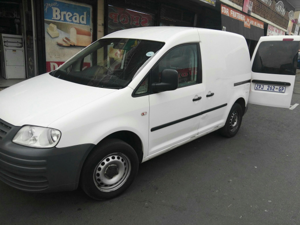 Volkswagen Caddy 1.4 1994 photo - 4