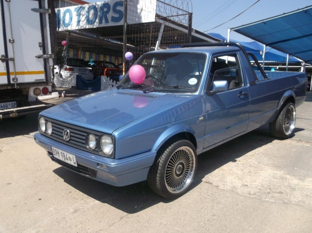 Volkswagen Caddy 1.6 1988 photo - 6