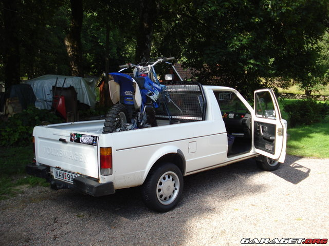 Volkswagen Caddy 1.6 1988 photo - 8