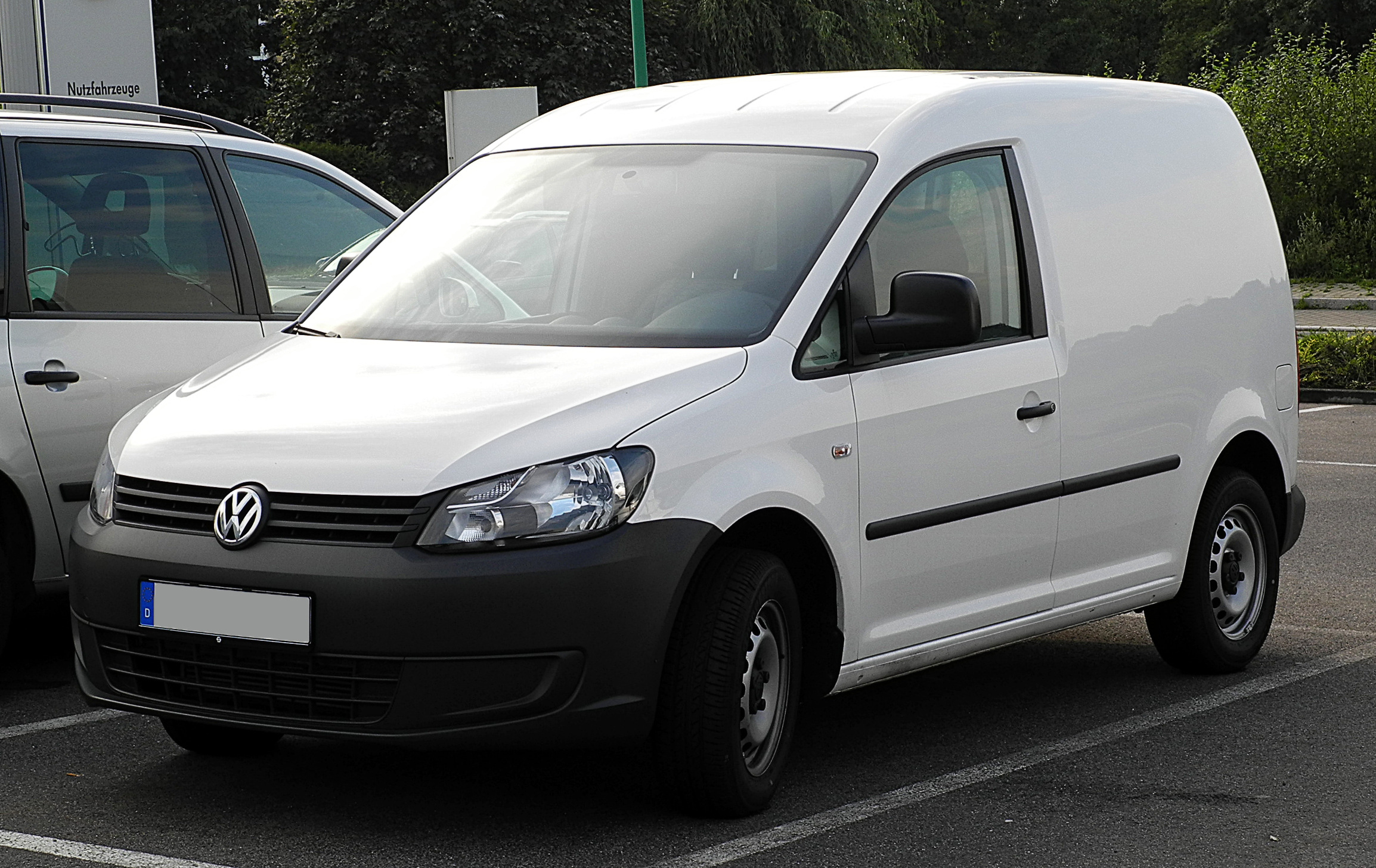 Volkswagen Caddy 1.6 2011 photo - 1