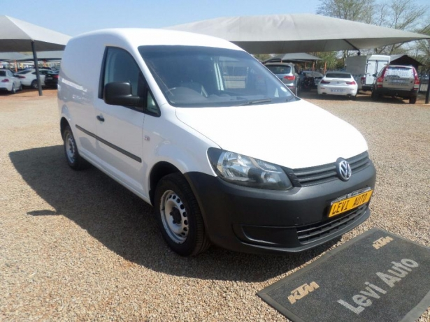 Volkswagen Caddy 1.6 2011 photo - 10