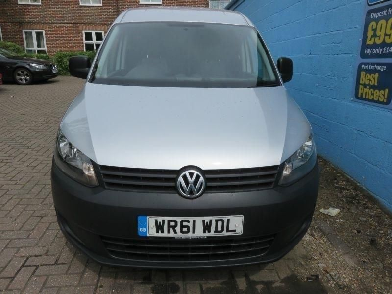 Volkswagen Caddy 1.6 2011 photo - 11