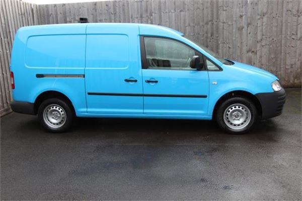 Volkswagen Caddy 1.6 2011 photo - 12