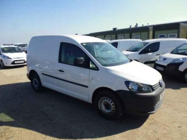Volkswagen Caddy 1.6 2011 photo - 2